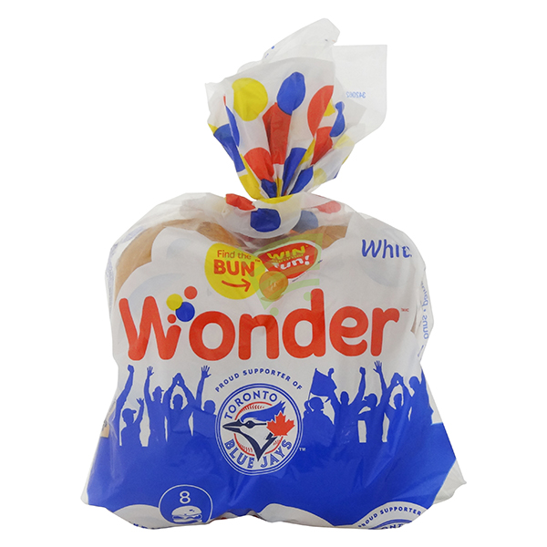 Indian grocery online - Wonder Hamburger Buns 8 Pcs - Cartly