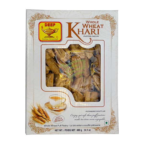 Indian grocery online - Deep Whole Wheat Khari 400G - Cartly