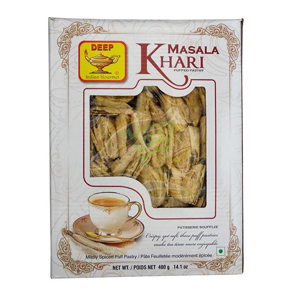 Indian grocery online - Deep Masala Khari 400G - Cartly
