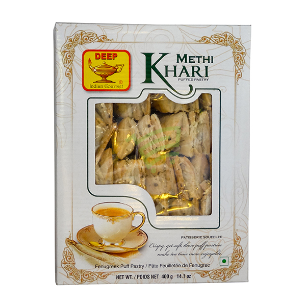 Indian grocery online - Deep Methi Khari 400G - Cartly