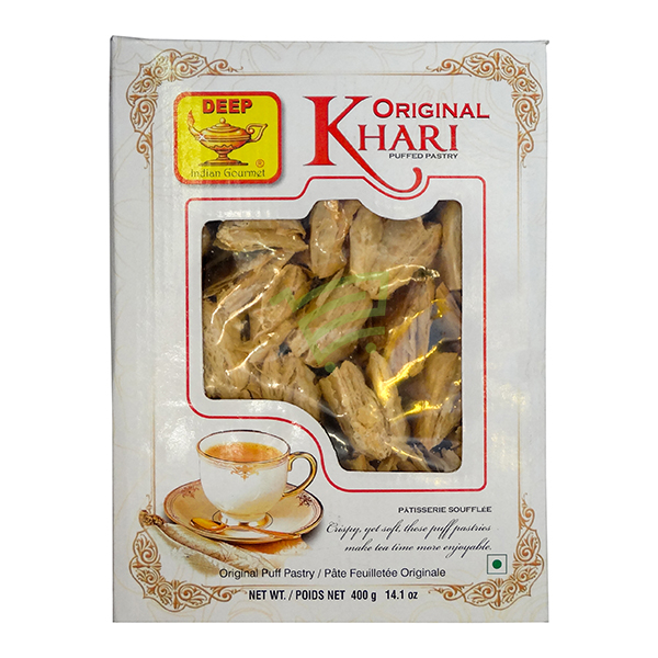 Indian grocery online - Deep Original Khari 400G - Cartly
