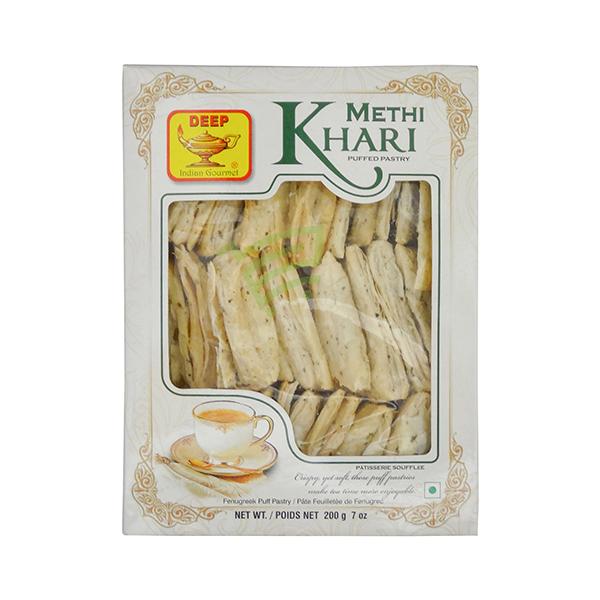 Indian grocery online - Deep Khari Methi  200G - Cartly