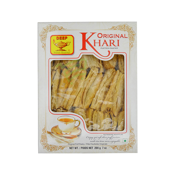 Indian grocery online - Deep Khari Original  200G - Cartly