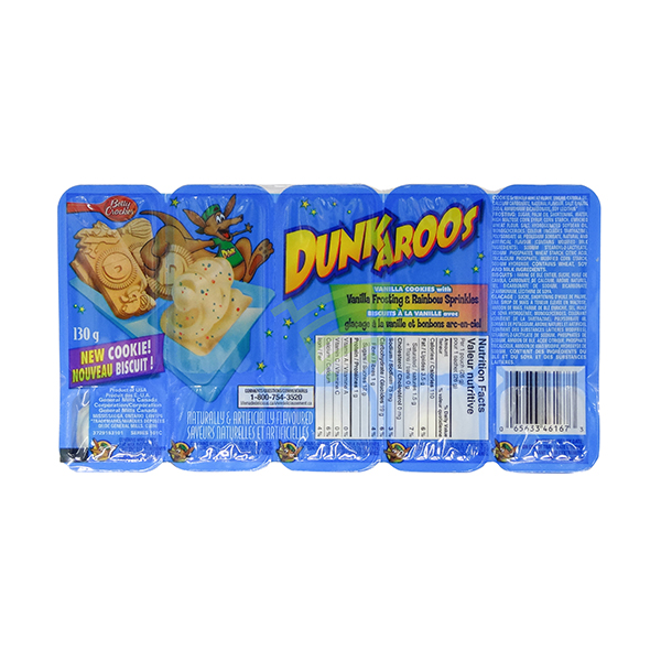 Indian grocery online - Dunkroos Vanilla Cookies 130G - Cartly