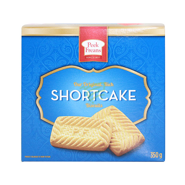 Indian grocery online - Peek Freans Shortcake Biscuits 350G - Cartly