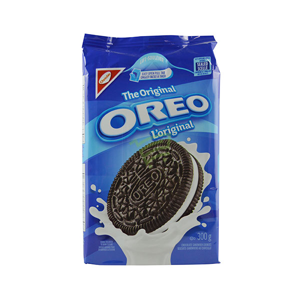 Indian grocery online - Oreo Original Cookies 300G - Cartly