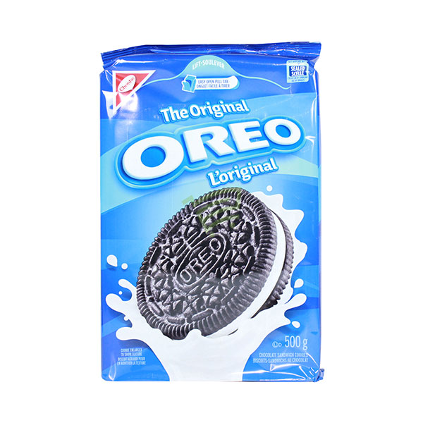 Indian grocery online - Oreo Original Cookies 500G - Cartly