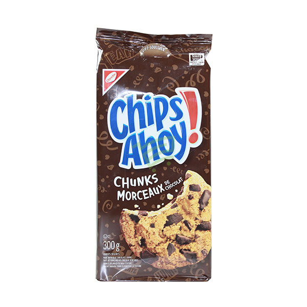 Indian grocery online - Chips Ahoy  Chocolate Cookies 300G - Cartly