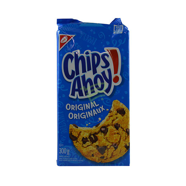 Indian grocery online - Chips Ahoy Original Cookies 300G - Cartly