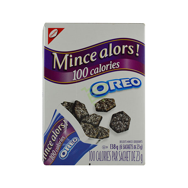 Indian grocery online - Oreo Thinsations Cookies  138G - Cartly