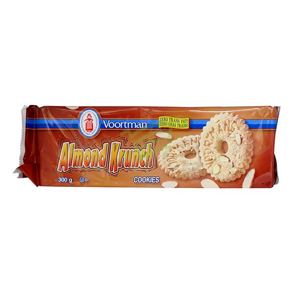 Indian grocery online - Voortman Almond Krunch 300G - Cartly