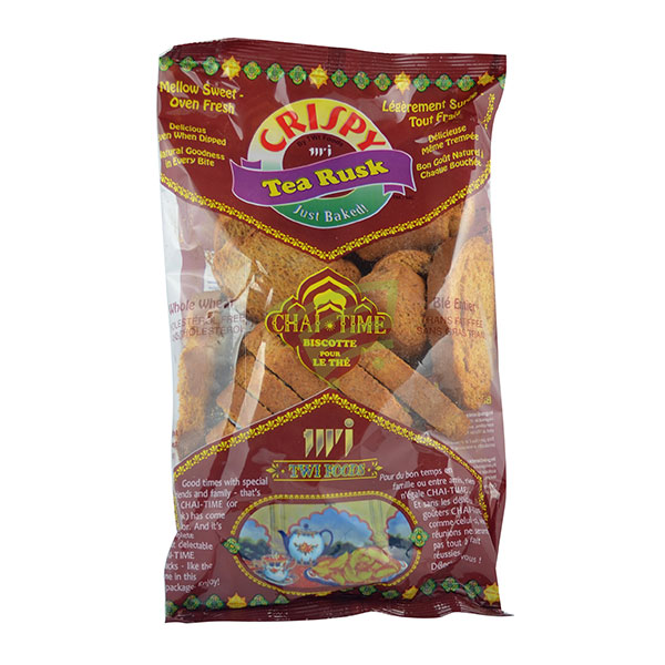 Indian grocery online - Crispy Tea Rusk 200g - Cartly