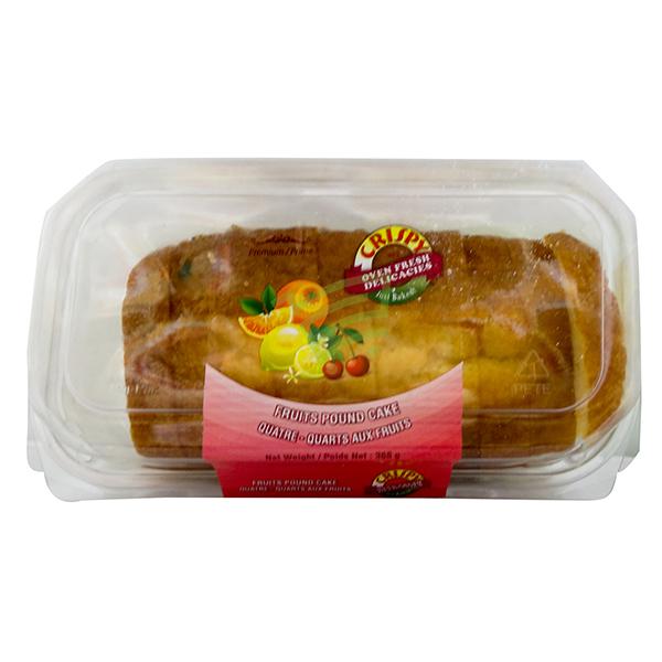 Indian grocery online - Crispy Fruit Pound Cake 368G - Cartly