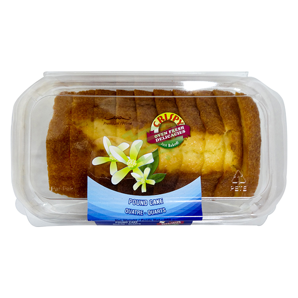 Indian grocery online - Crispy Pound Cake 368G - Cartly