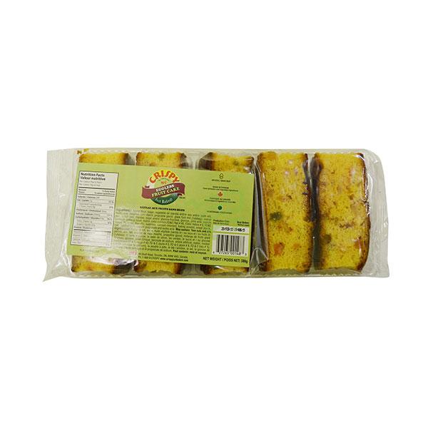 Indian grocery online - Crispy Fruit Cake 380G - Cartly