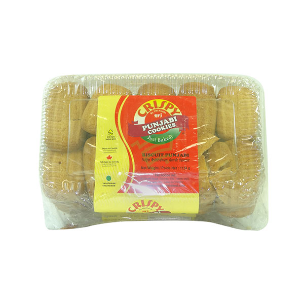 Indian grocery online - Crispy Punjabi Cookies 2.5lb - Cartly
