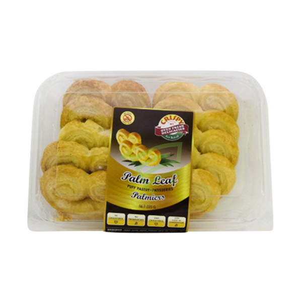 Indian grocery online - Crispy Baqar Khani (Palm Leaf Pastry) 225g - Cartly