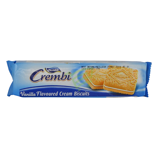 Indian grocery online - Crembi Vanilla Flvr Cookies - Cartly