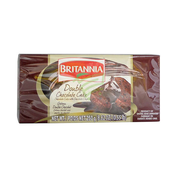 Indian grocery online - Britannia Chocolate Cake 250G - Cartly