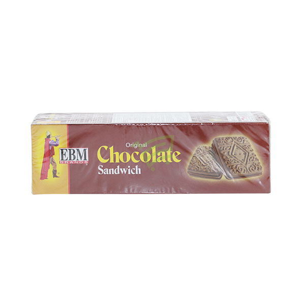 Indian grocery online - EBM Chocolate Sandwich 130G - Cartly