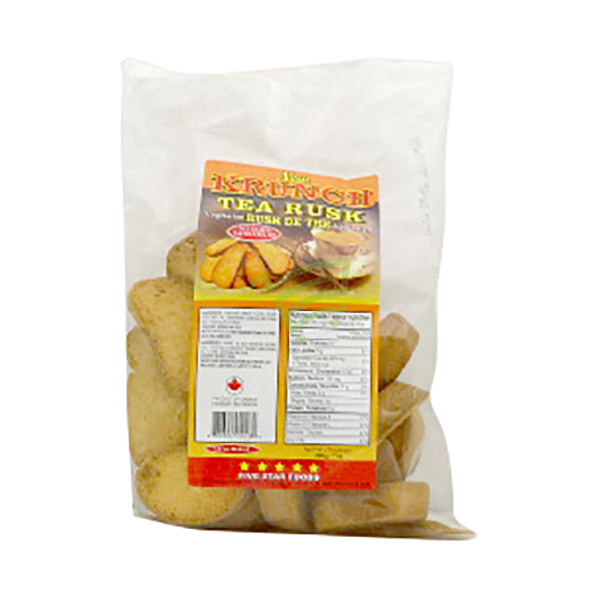 Indian grocery online - Krunch tea rusk 200g - Cartly