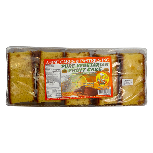 Indian grocery online - A One Fruit Cake 340G - Cartly