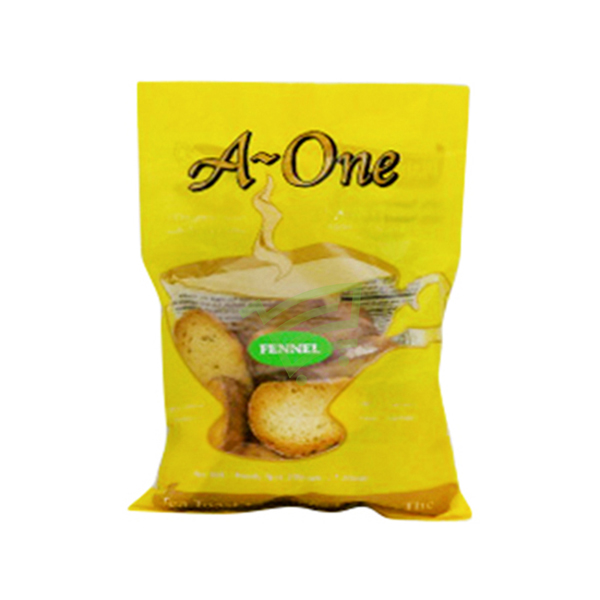 Indian grocery online - A-one tea rusk fen 200g - Cartly