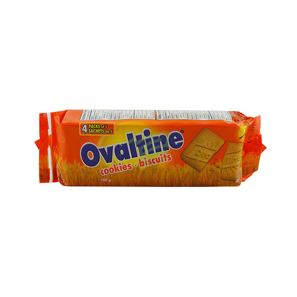 Indian grocery online - Ovaltine Cookies 150G - Cartly