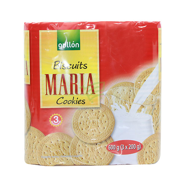 Indian grocery online - Gullon Maria Biscuits 600G - Cartly