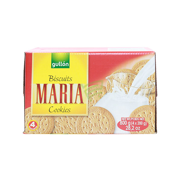 Indian grocery online - Gullon Maria Biscuits 800G - Cartly