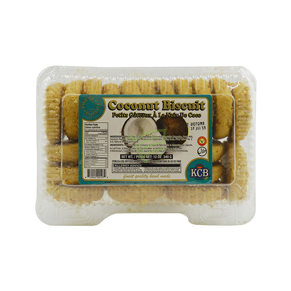 Indian grocery online - KCB Coconut Biscuit 369G - Cartly