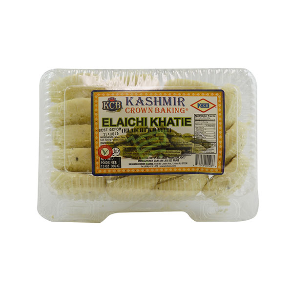 Indian grocery online - KCB Elaichi Khatie Biscuits 369G - Cartly