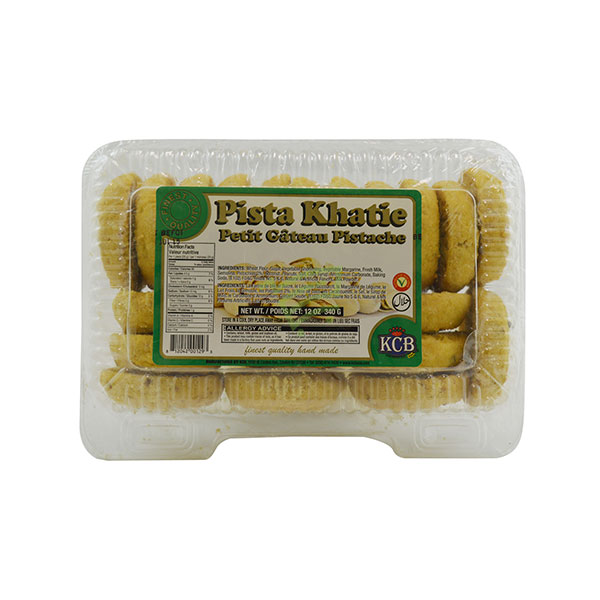 Indian grocery online - KCB Pista Khatie Biscuits 369G - Cartly