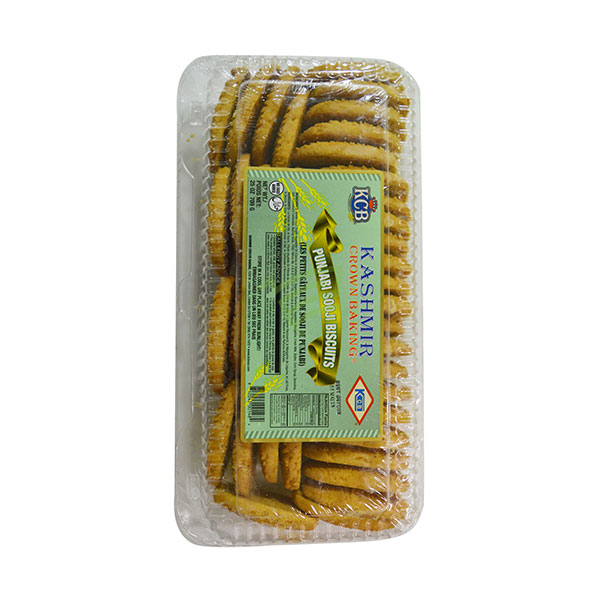 Indian grocery online - KCB Sooji Biscuits 700G - Cartly