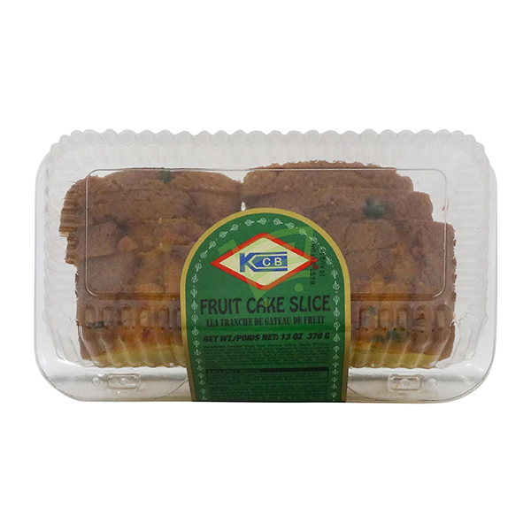 Indian grocery online - KCB Fruit Cake Slices 370G - Cartly