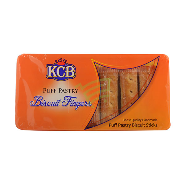 Indian grocery online - KCB Puff Pastry Bis. Fingers 2 - Cartly