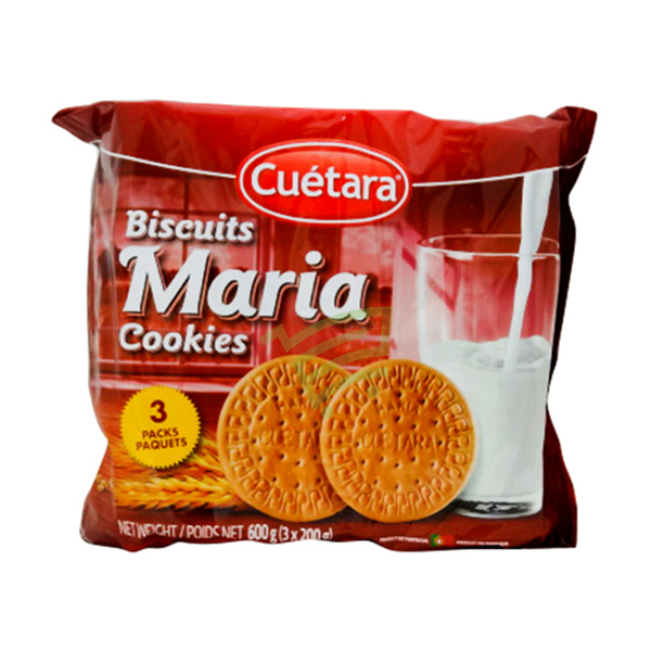Indian grocery online - CUETA BISCUITS 600g - Cartly