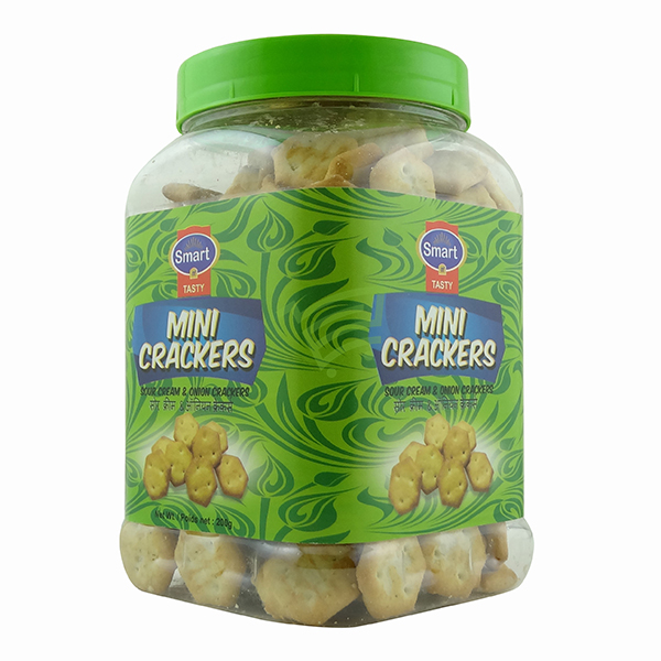 Indian grocery online - Smart Mini  C & O Crackers 200g - Cartly