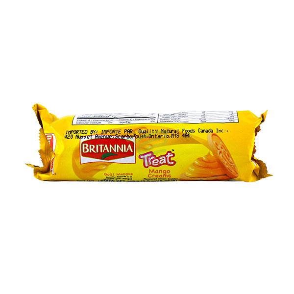 Indian grocery online - Britannia Mango Treat 100G - Cartly