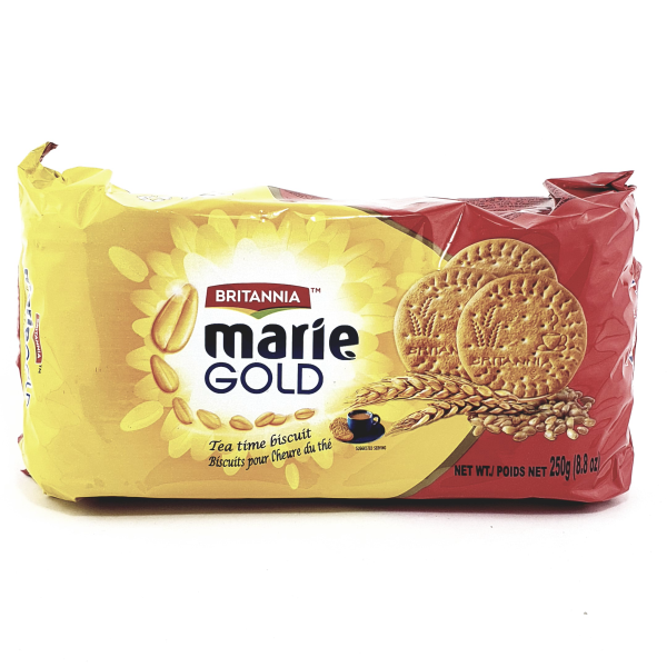 Indian grocery online - Britannia Marie Gold Biscuits 250G - Cartly