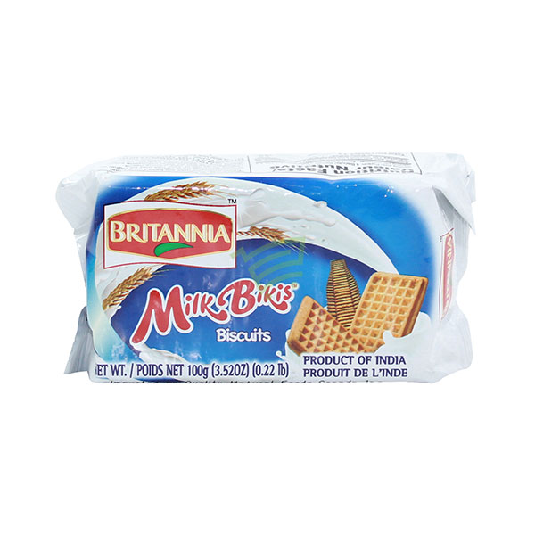 Indian grocery online - Britannia Milk Bikis Biscuits 78G - Cartly