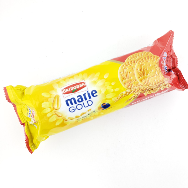 Indian grocery online - Britannia Marie Gold Biscuits 150G - Cartly
