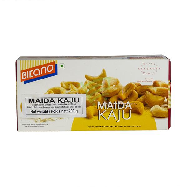Indian grocery online - Bikano Maida Kaju 200G - Cartly