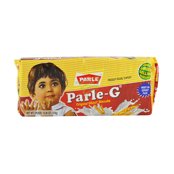 Indian grocery online - Parle-G Original Gluco Biscuits 376G - Cartly