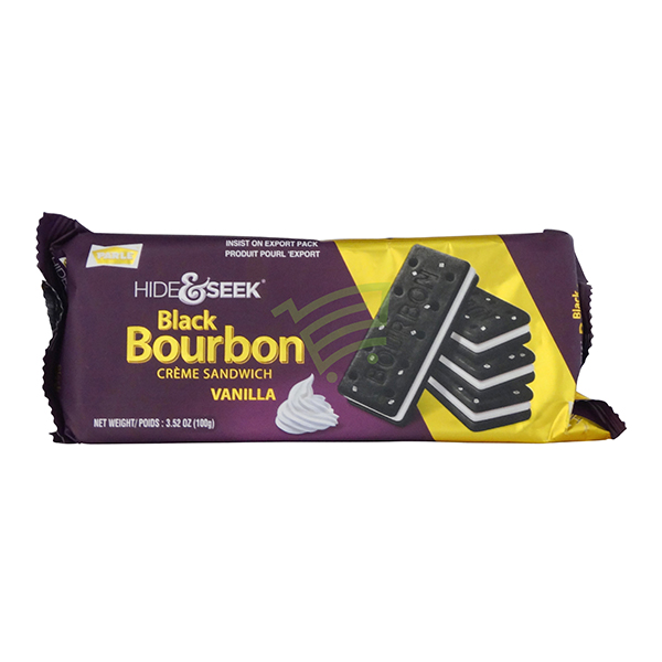 Indian grocery online - Parle Hide&Seek Vanbourbon Cookies 100G - Cartly