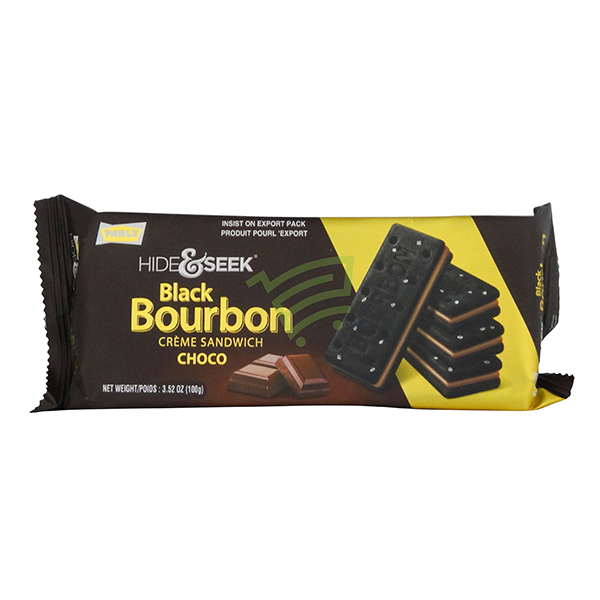 Indian grocery online - Parle Hide&Seek Chobourbon Cookies 100G - Cartly