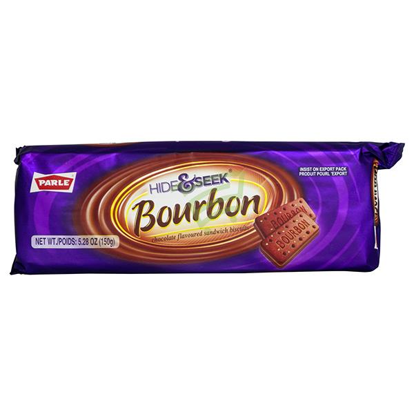 Indian grocery online - Parle Hide & Seek Bourbon 150g - Cartly
