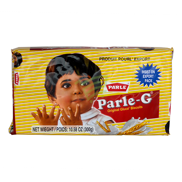 Indian grocery online - Parle-G Biscuits 300G - Cartly