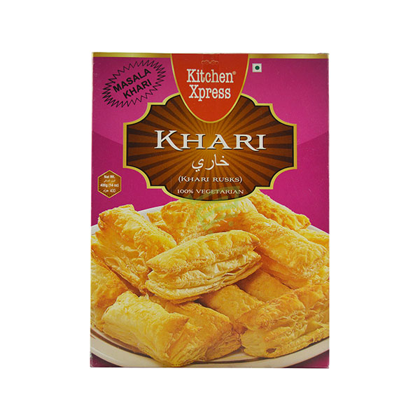 Indian grocery online - Kitchen Xpress Masala Khari 400G  - Cartly