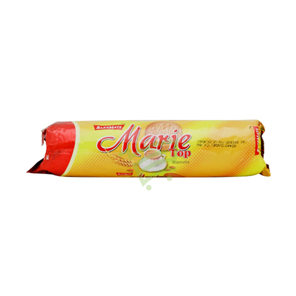 Indian grocery online - BAKEMATE MARIA TOP TEA BISCUITS 200G - Cartly
